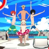 """[translation]「ハルの看病奮闘記」""""Tsuritama"""" Drama CD, Track 1/5"""