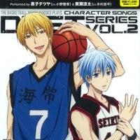 """[translation] """"Kuroko no Basuke"""" Duet Series Vol. 2 (Kuroko & Kise) Mini Drama"""