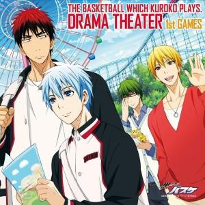 "[translation] ""Kuroko no Basuke Drama Theater 1st Games"""