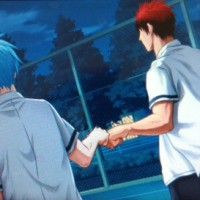 "[ongoing translation] ""Kuroko no Basuke""「キセキの試合」PSP Game - Training Camp Arc - Part III"