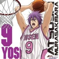 "[translation] ""Kuroko no Basuke"" Solo Series Vol. 16 (Murasakibara)「LAZY LAZY」"