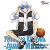 "[translation] ""Kuroko no Basuke"" Solo Mini Album Vol. 1 (Kuroko)「Bring it on now!!」"