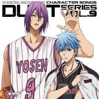 "[translation] ""Kuroko no Basuke"" Duet Series Vol. 9 (Kuroko & Murasakibara)「Different Minds」"
