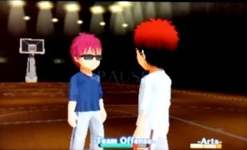 Akashi's got swag.